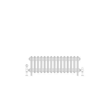 Ashdown 4 Column 355 x 928 (2515 BTU's)