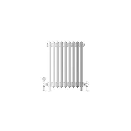 Ashdown 6 Column 760 x 568 (4518 BTU's)