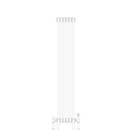 2 Column 1500 x 294 (2109 BTU's)
