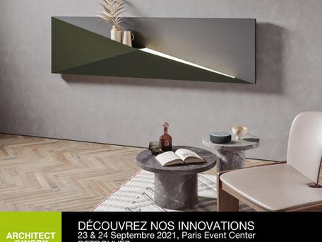 ARCHITECT@WORK PARIS 2021