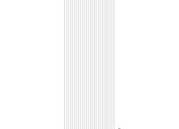 Cornel 3 Column 1800 x 609 (7452 BTU's)