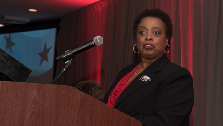 Board Member Alberta Crawford Kinard