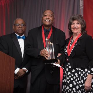 Community Development Awardee Chuck Hicks