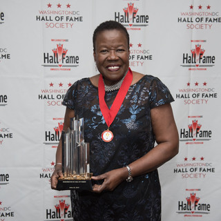 Business Awardee Ms. Jan Adams