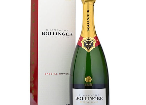 Bollinger Special Cuvée Champagne incl. giftbox