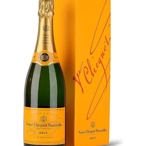Veuve Cliquet Brut Champagne 0,75 l.