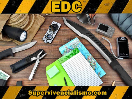 "Que es EDC ""Everyday Carry"""
