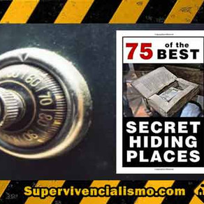 75 de los mejores escondites secretos: cómo burlar a los ladrones usando cajas fuertes ocultas