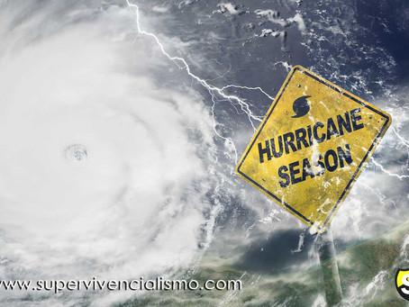 Que daños puede causar un Huracán Categoría 1