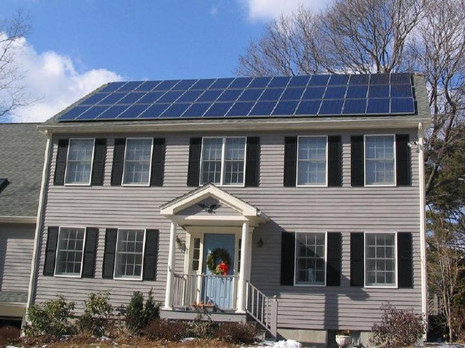 ¿Cuántos paneles solares se necesitan para hacer funcionar una casa? (¡La respuesta te sorprenderá!)
