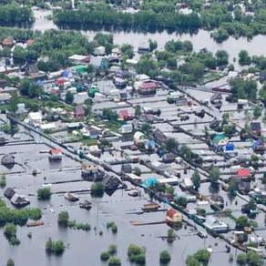 Estudio de la NASA predice inundaciones Récord