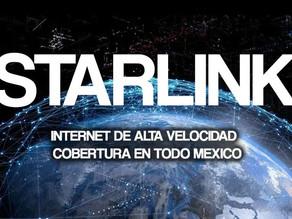 10 días para el lanzamiento de Starlink, el servicio de internet con cobertura en todo México
