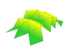 160614_Mesh Analysis Displacement