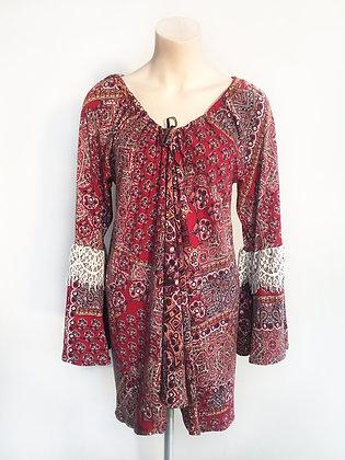 Rosie Tunic Print