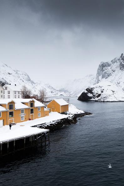 Nusfjord Panorama