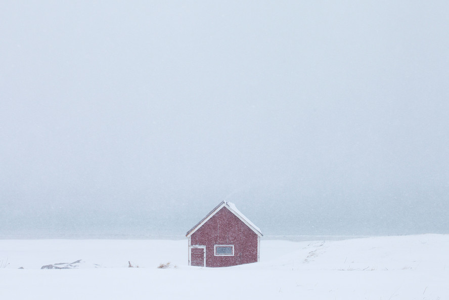 Red Shack in Ramberg - Central