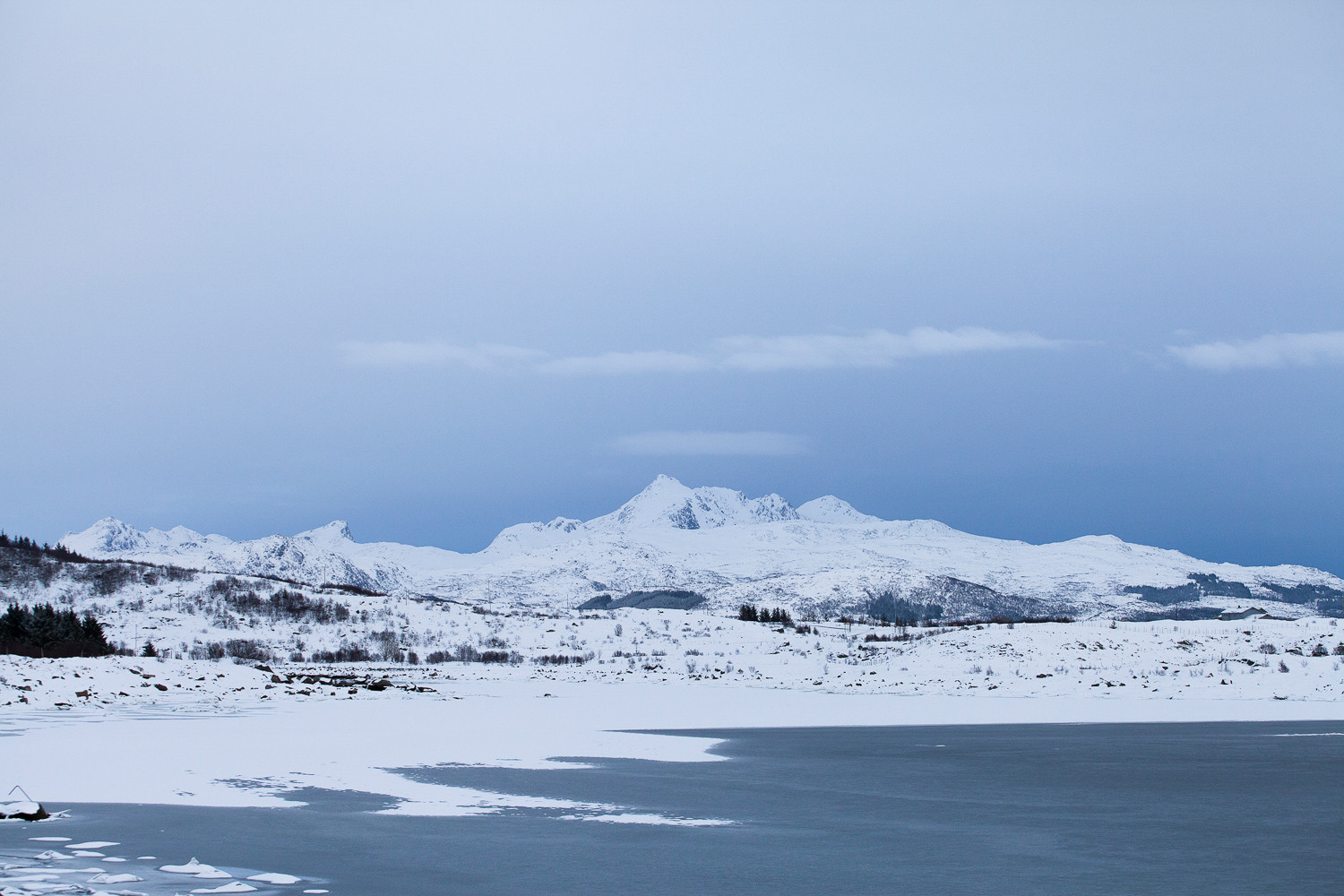 From Haukland
