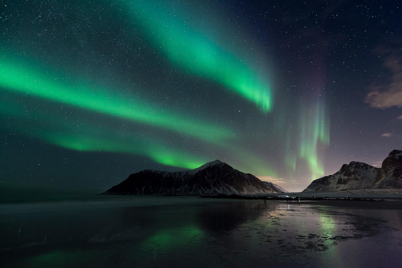 Norway Lights - Horizontal