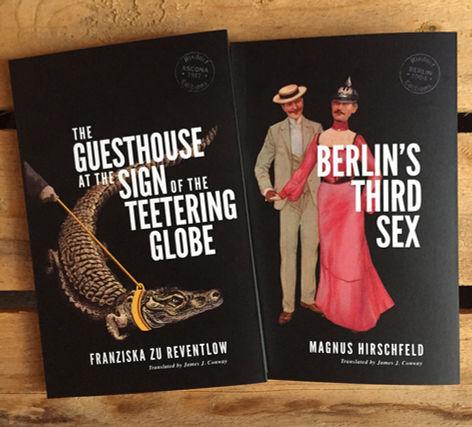 RIXDORF EDITIONS brand / book series design