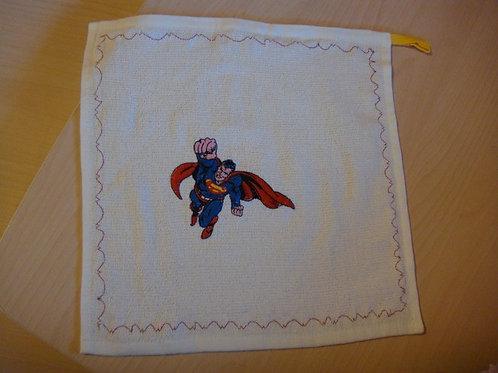 ASCIUGAMANO COTONE SUPERMAN