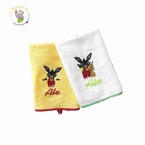 Asciugamano Coniglietto Bing