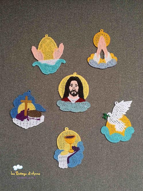 DECORAZIONI RELIGIOSE