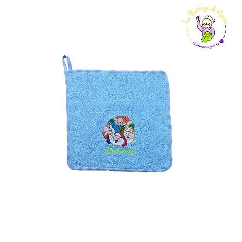 Asciugamano in spugna di cotone 7 NANI