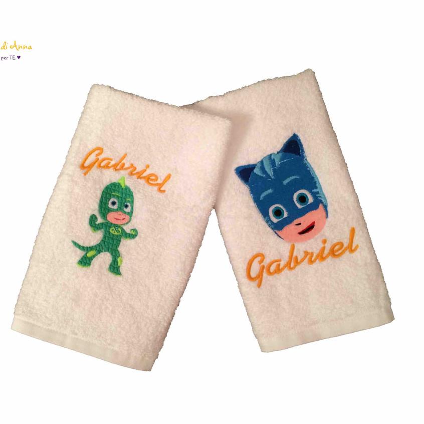 asciugamano asilo
