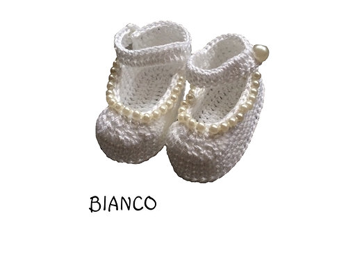 BEADS BABY SHOES