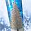 Thumbnail: 'Caribou' Hand Painted Art Cylinder Vase