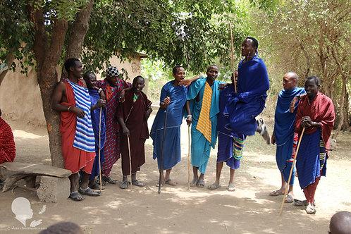 Dancing Masai (Digital Copy)