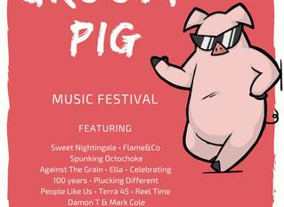 The Groovy Pig Music Festival