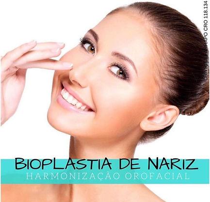 Bioplastia de Nariz