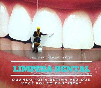 Limpeza Dental Profilaxia