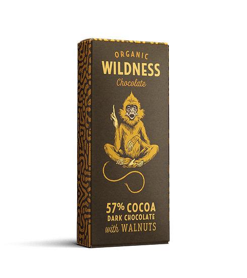 Dark Organic Chocolate with NZ Walnuts