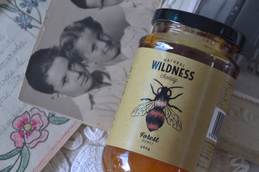 Forest Honey 480g