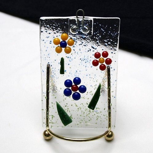 Flower Dot Suncatcher