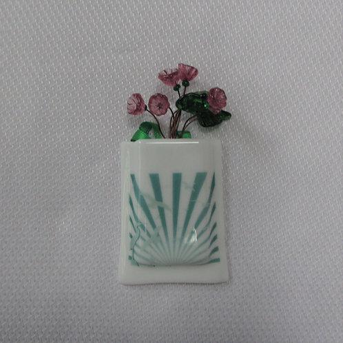 Mini-vase with Rays