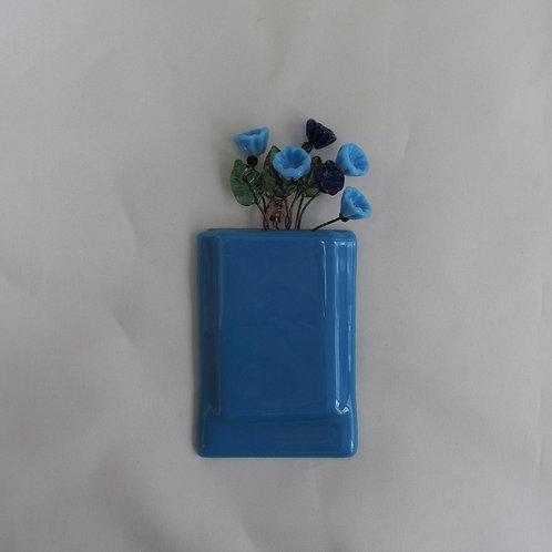 Mini-Vase in Calming Blue