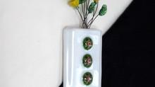 Making Fused Glass Mini-Vases