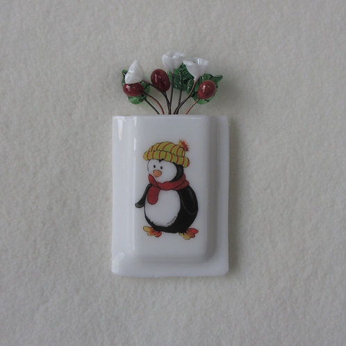 Penguin Mini-vase