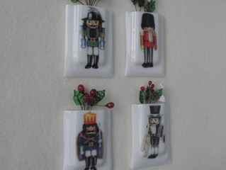Nutcracker Mini-vases