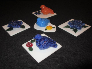 3-D Paperweights