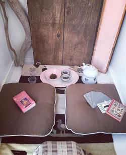 The Tiny Tea House