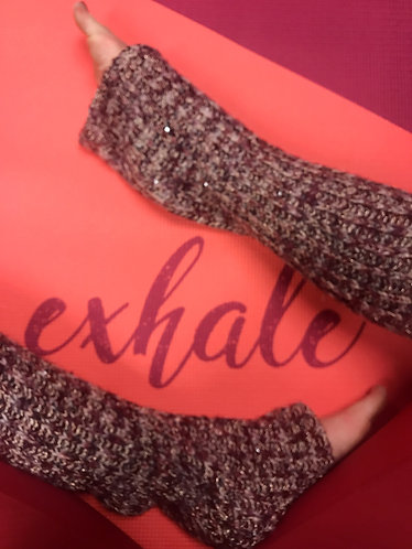 Exhale Leg Warmers