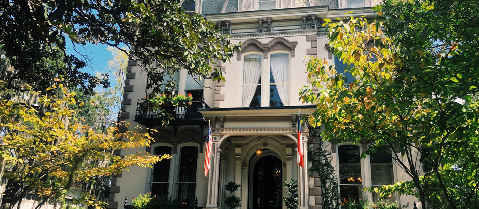 ADD SAVANNAH TO YOUR TRAVEL PLANS, LIKE NOW