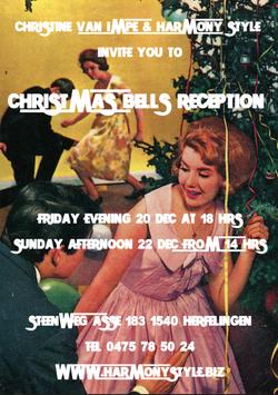 CHRISTMAS BELLS RECEPTION 2013
