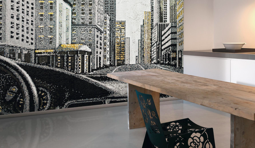 SICIS SKYLINE MOSAIC COLLECTION