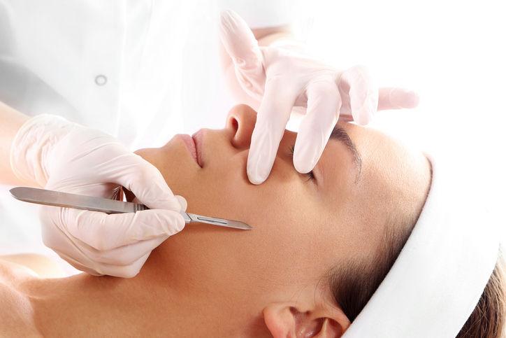DERMAPLANING Deep Cleansing Facial