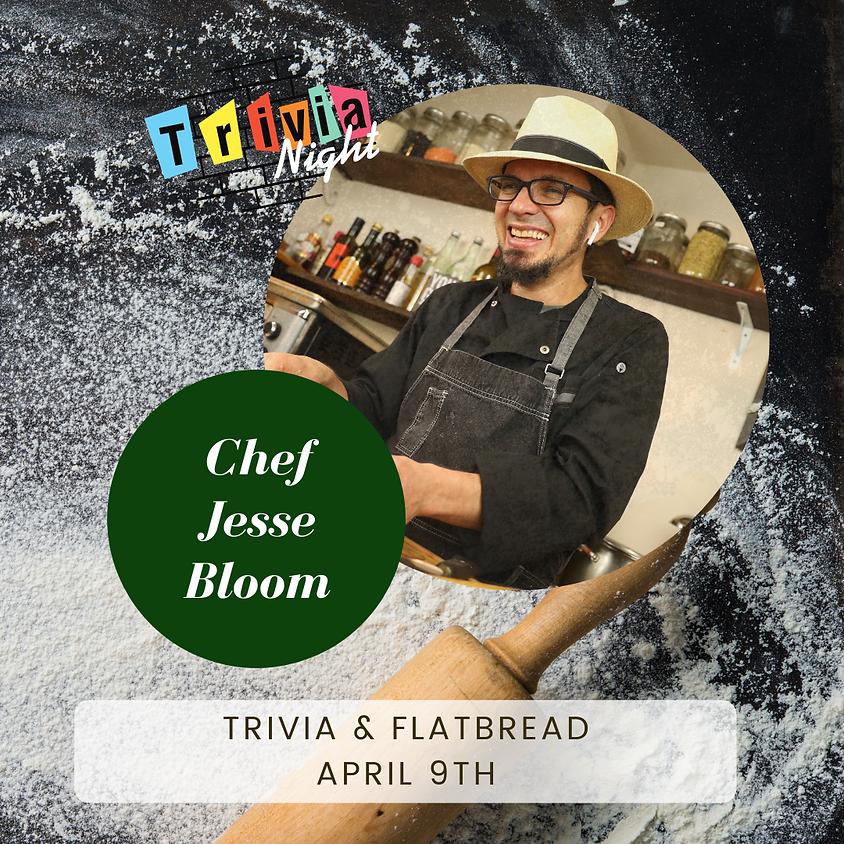 Community Flatbread & Trivia Cooking Class
